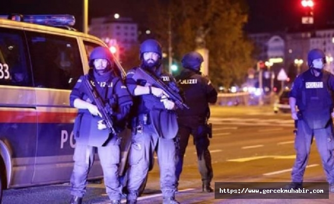 Viyana'daki saldırıyı IŞİD üstlendi