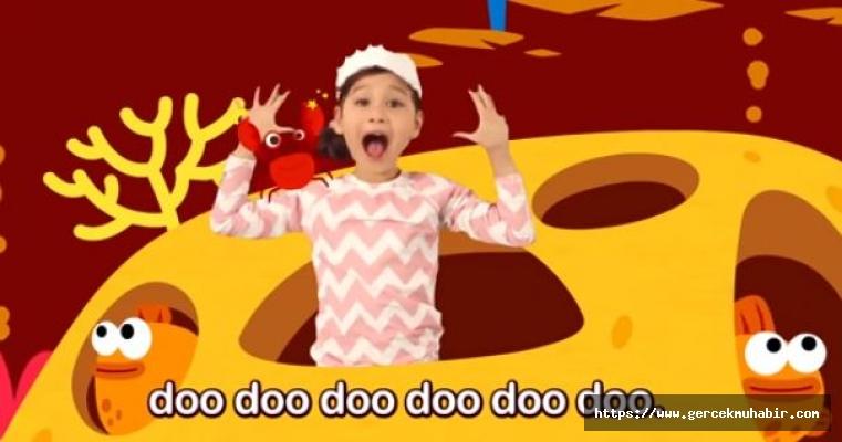 YouTube'da tüm zamanların en çok izlenen videosu Baby Shark oldu