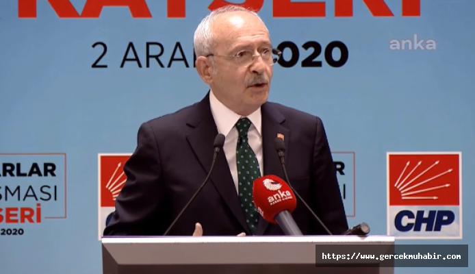 Kılıçdaroğlu: Bol Bol Güzel Laflar Edelim Ama Fabrikasını Katar'a Verelim Bu Mudur Orduyu, Bayrağı, Vatanı Sevmek?