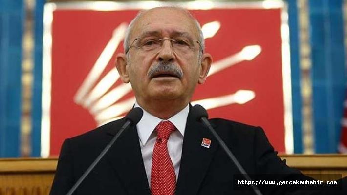 Kılıçdaroğlu: Demokratik yollarla bunlara ders vermek boynunuzun borcudur