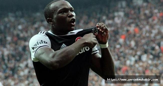 Son maçlardaki performansıyla beğeni toplayan Aboubakar'ın sırrı