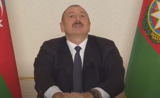 Aliyev'den Ermenistan'daki darbe girişimine dair açıklama