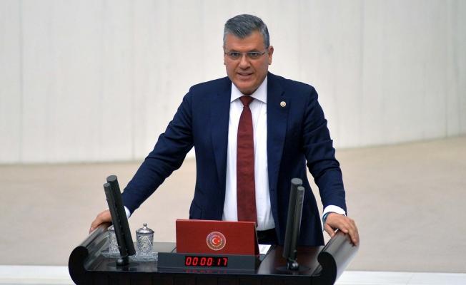 Ayhan Barut, toplu balık ölümlerini Meclis gündemine taşıdı