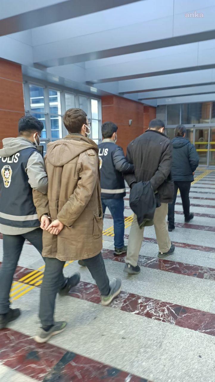 Boğaziçi eylemleri nedeniyle bildiri dağıtan iki öğrenciye ev hapsi