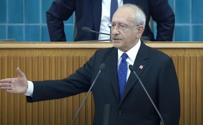 """Kılıçdaroğlu'ndan Gara açıklaması: Ortalıkta gezmiyor muydun """"Ben başkomutanım"""" diye, e başkomutansan sen verdin talimatı!"""
