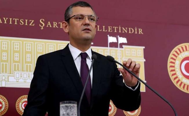 """CHP'li Özel:  """"Her ilave vakadan, her kayıptan lokantacıya uyguladığı yasağı kendi örgütüne uygulamayan siyaset anlayışı sorumludur"""""""