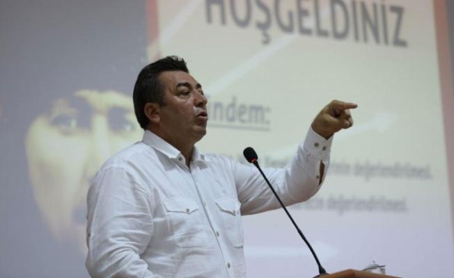 """CHP'li Alban: """"Talanın Boyutu Ortaya Çıktı"""""""