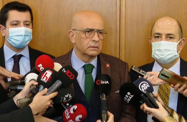 Enis Berberoğlu, 8 Ay Sonra Yeniden Meclis'te; Kazanan Adalet Duygusudur