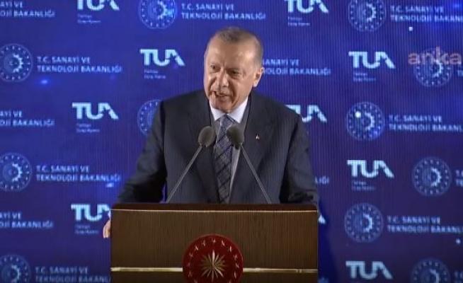 Erdoğan 2023'te Uzay Hedefini Açıkladı, Uzay Ajansı İşe Garson ve Temizlikçi Alımıyla Başladı