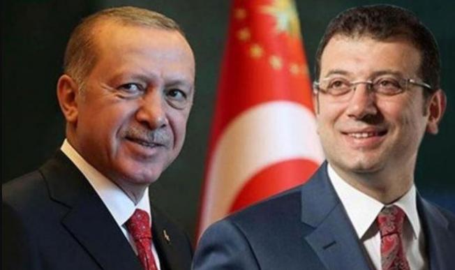 Erdoğan ile Ekrem İmamoğlu arasında sürpriz görüşme!