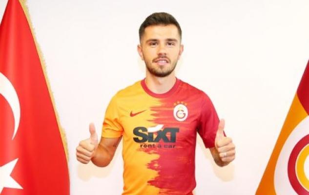 Galatasaray'da Emre Kılınç sevinci