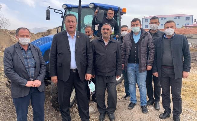 """Gürer: """"Tarım arazilerinin azalması kaygı verici boyutlara ulaştı"""""""