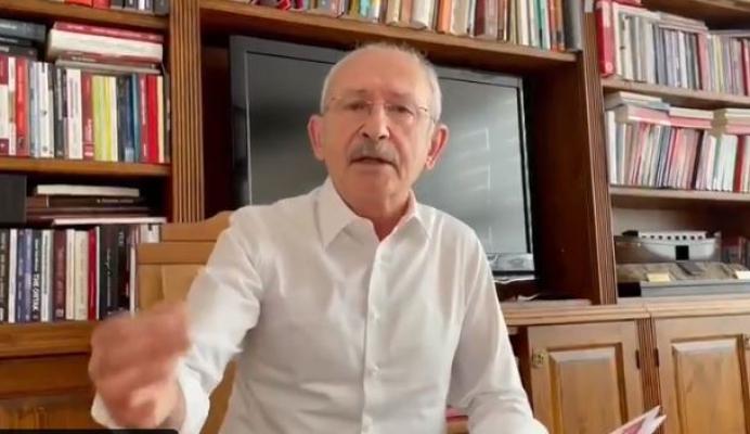 Kılıçdaroğlu'ndan Erdoğan'a: 5 soru sordum, bana hakaret ediyorsun; işin reklamına kaçıyorsun