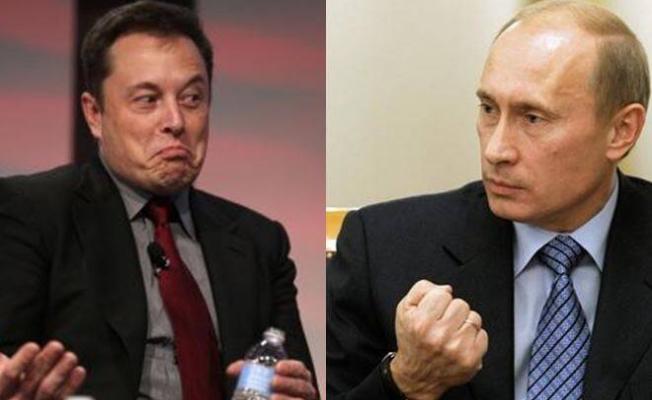 Kremlin'den Putin'i Clubhouse'ta sohbete davet eden Elon Musk'a yanıt