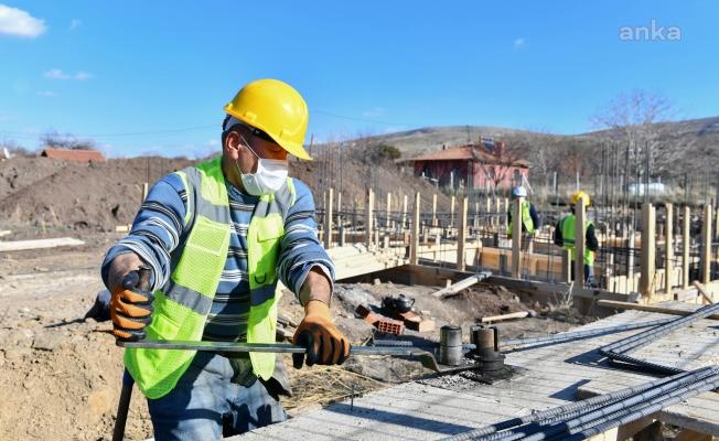 Mansur Yavaş'ın kırsal kalkınmayı destekleme projesi 'Başak Projesi'nin ilk temeli atıldı