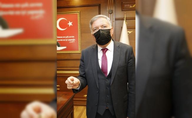 Odasına böcek konulan CHP'li Belediye Başkanı: Bunlar FETÖ'den öğrendiğiniz yöntemler