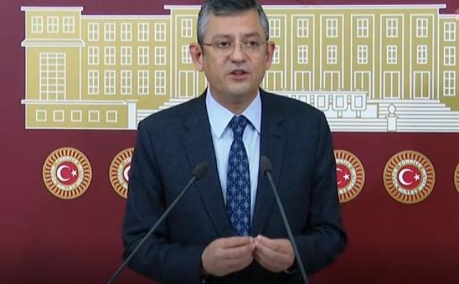 """Özel'den Erdoğan'a Tepki; """"Yas Evinde Düğün Olmaz! İnanın Hep Birlikte Utanıyoruz..."""""""
