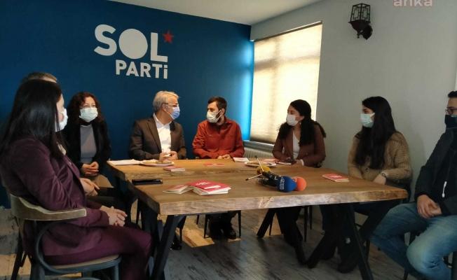 SOL Parti, Anayasa Mektubu'nu HDP heyetine iletti