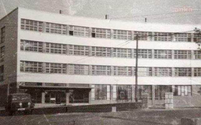 Tarihi Zonguldak Kız Meslek Lisesi Kültür Varlığı Olarak Tescillendi
