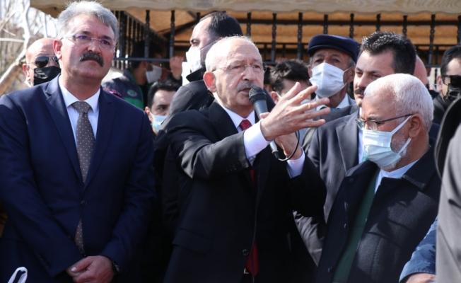 """Üretici Kılıçdaroğlu'na dert yandı:  """"Aynı gemideyiz ama onlar güvertede biz yağ deposunda"""""""