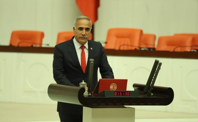 Urfa Esnafının Sesini CHP'li Aydınlık Duyurdu