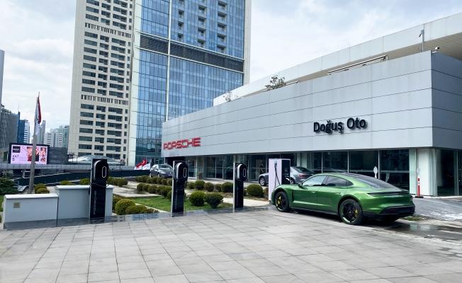Porsche, tüm elektrikli otomobiller için Türkiye'ye şarj ağı kurdu