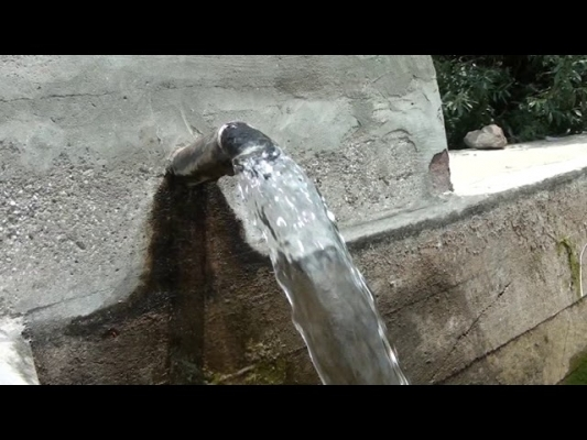 Temiz su kaynaklarında yüzde 45 oranında bir çekilme var!