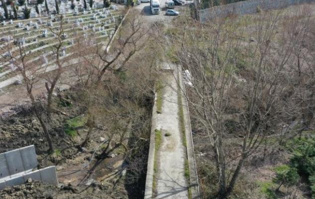 500 Yıllık Köprünün Üzerine Beton Atmışlar