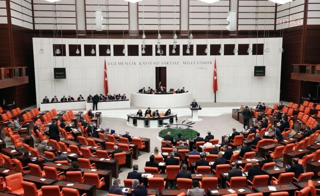 AKP'nin ekonomi teklifi Meclis'te