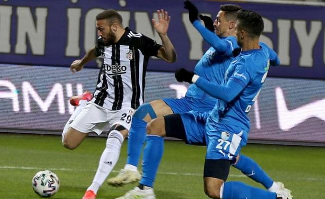 Beşiktaş Erzurum'dan 3 puanla döndü