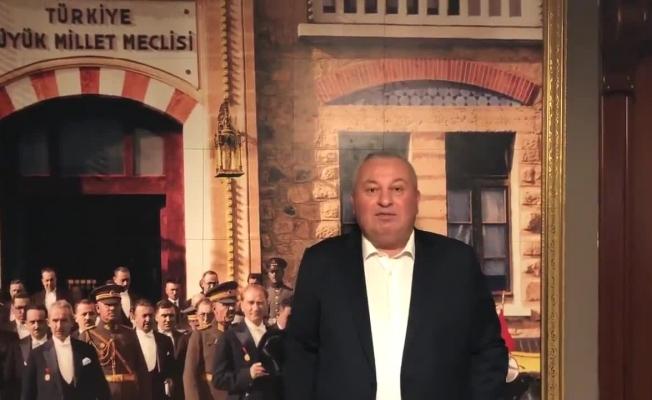 """Cemal Enginyurt: """"Cumhuriyet'in değerlerine sahip çıkanların sindirilmesini kabul edemeyiz"""""""
