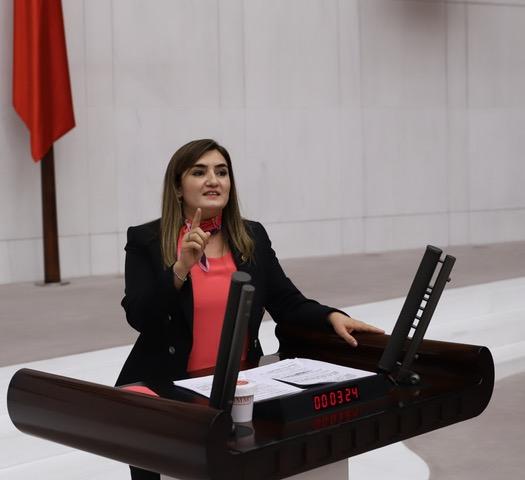 """CHP'li Kılıç: """"İçten içe hesabınızın örgütlü mücadele ile olduğunu biliyoruz!"""""""