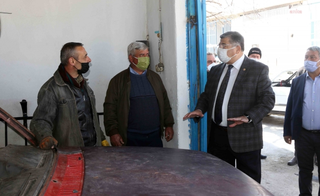 CHP'li Sındır: Esnaf AKP iktidarının biletini kesmiş
