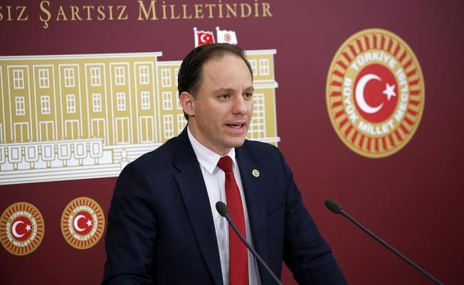 """CHP'li Yavuzyılmaz: """"Cumhurbaşkanlığı İdari İşler Başkanı'nın aylık kazancı 84 bin 702 TL"""""""
