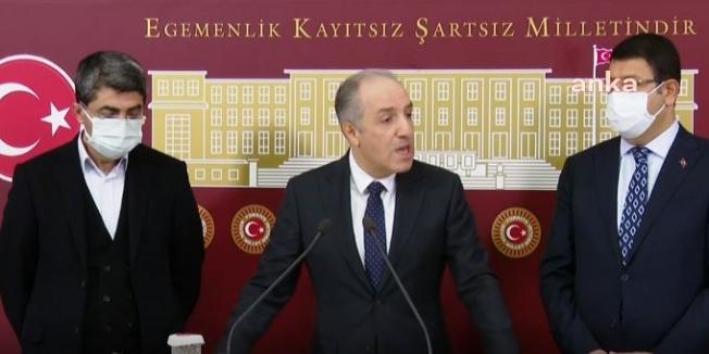 """DEVA Parti'li Yeneroğlu'dan Bahçeli'ye Tepki; """"Bu Anlayış Yarın TBMM De Kapatılsın Der!"""""""