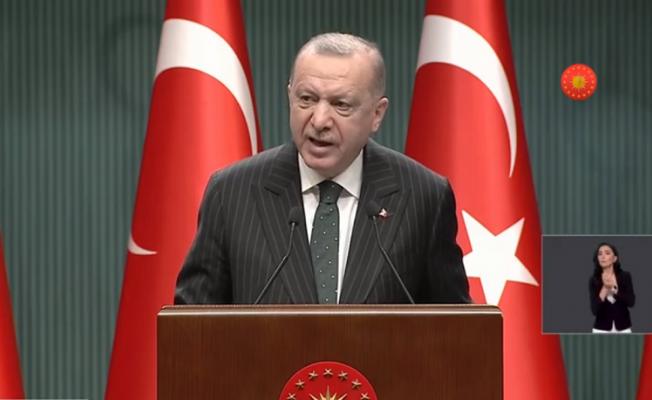 Erdoğan, Kabine Toplantısı sonrası açıklama yapıyor: Yeni yasaklar gelecek mi?