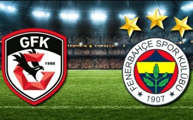 Fenerbahçe ve Gaziantep FK Karşı Karşıya Geliyor! İşte Muhtemel 11'ler
