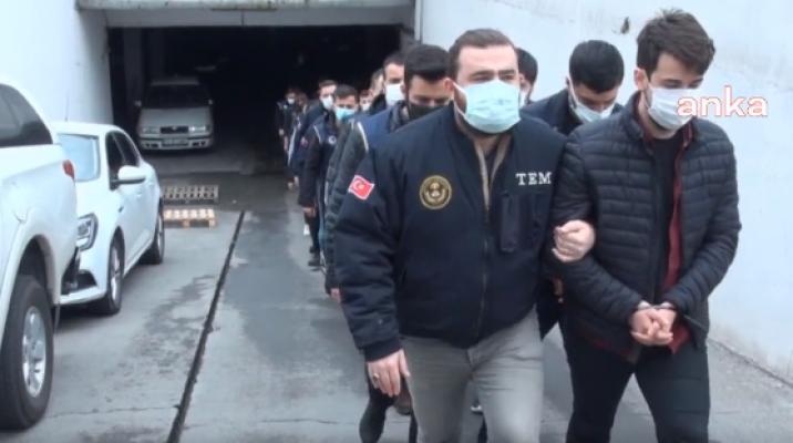 FETÖ'nün TSK Yapılanmasına Yönelik Operasyon; 93 Kişi Yakalandı