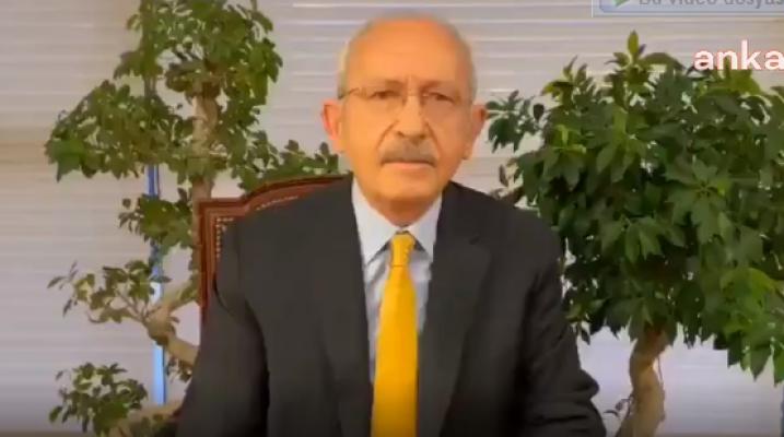 """Kılıçdaroğlu; """"Çok Öfkeliyim, Hastanelerde Yatak Yok Diye Gencecik Bir Kadın Hayatını Kaybetti"""""""