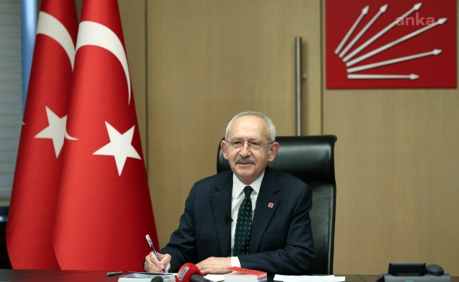 Kılıçdaroğlu'ndan bildiri yorumu: ''Bu sahte gündemler tutmaz, halkımızın tek gerçek gündemi sofrasıdır''