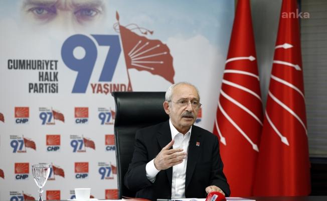Kılıçdaroğlu'ndan Bilim Kurulu'na çağrı: Korkmayın, konuşun, yanınızdayız