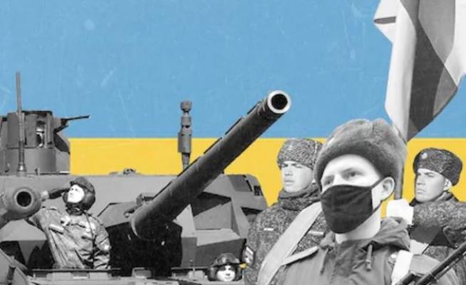 Milli Savunma Bakanı Akar: Rusya ve Ukrayna arasındaki gerginliğin bir an önce bitmesinden yanayız