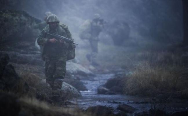 MSB; Zap Bölgesinde İki PKK'lı Terörist Etkisiz Hale Getirildi