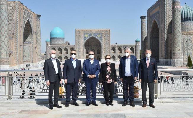 Özbekistan kamu-özel işbirliği projelerinde Türkiye tecrübesini izleyecek