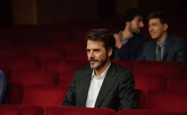 Rai TV'de yayınlandı! Mehmet Günsür, İtalyan dizisinde orkestra şefi rolünde!