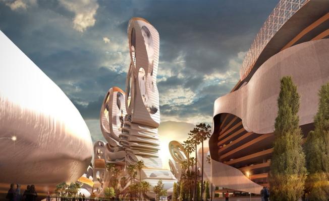 Rapçi Akon, 6 milyar dolara kendi fütüristik şehrini inşa ediyor