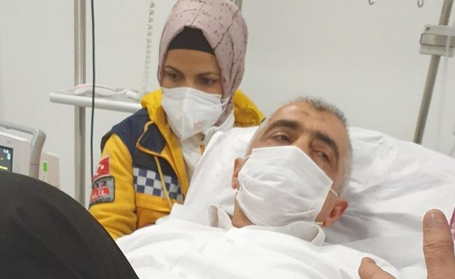 Salih Gergerlioğlu: Babamı hastaneden adeta bir mizansen uygulayarak kaçırdılar