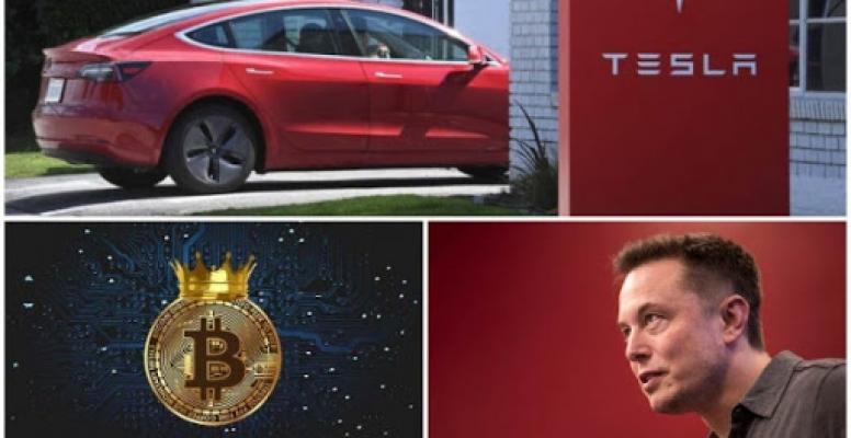 Tesla'nın Bitcoin'den kazancı araba satışlarını geçti