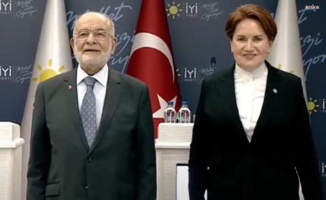 """Akşener Kılıçdaroğlu'na Yanıt Verdi, Karamollaoğlu'na Sordu; """"Biz Takipteyiz, Sizde Yeni Bir Bilgi Var Mı?"""""""