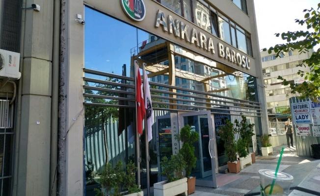 Ankara Barosu'ndan Cumhuriyet Başsavcılarına verilen yetkiye tepki